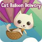 لعبة  Cat Balloon Delivery