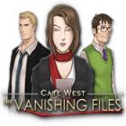 لعبة  Cate West: The Vanishing Files