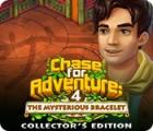 لعبة  Chase for Adventure 4: The Mysterious Bracelet Collector's Edition