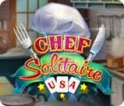لعبة  Chef Solitaire: USA