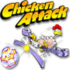 لعبة  Chicken Attack