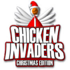 لعبة  Chicken Invaders 2 Christmas Edition