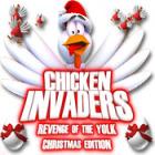 لعبة  Chicken Invaders 3 Christmas Edition