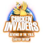 لعبة  Chicken Invaders 3: Revenge of the Yolk Easter Edition