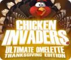 لعبة  Chicken Invaders 4: Ultimate Omelette Thanksgiving Edition