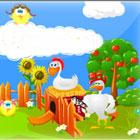 لعبة  Chicken's Flying School