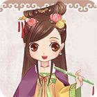 لعبة  Chinese Doll Dress Up