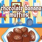 لعبة  Chocolate Banana Muffins