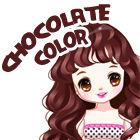 لعبة  Chocolate Color