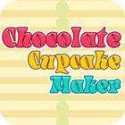 لعبة  Chocolate Cupcake Maker