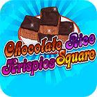 لعبة  Chocolate RiceKrispies Square