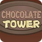 لعبة  Chocolate Tower