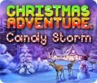 لعبة  Christmas Adventure: Candy Storm