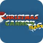 لعبة  Christmas Cannon