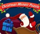 لعبة  Christmas Mosaic Puzzle