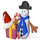 لعبة  Christmas Puzzle
