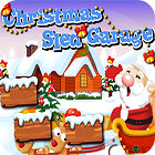 لعبة  Christmas Sledge Garage