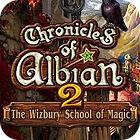 لعبة  Chronicles of Albian 2: The Wizbury School of Magic