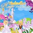 لعبة  Cinderella Magic Transformation