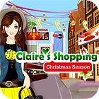 لعبة  Claire's Christmas Shopping