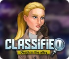 لعبة  Classified: Death in the Alley