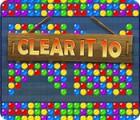 لعبة  ClearIt 10