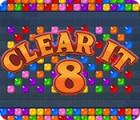 لعبة  ClearIt 8