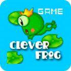 لعبة  Clever Frog