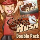 لعبة  Coffee Rush: Double Pack