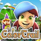 لعبة  Color Trail