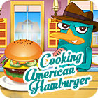 لعبة  Cooking American Hamburger