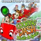 لعبة  Cooking Dash 3: Thrills and Spills Collector's Edition