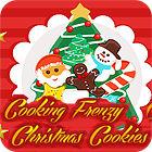 لعبة  Cooking Frenzy. Christmas Cookies