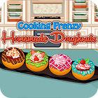 لعبة  Cooking Frenzy: Homemade Donuts