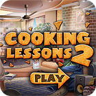 لعبة  Cooking Lessons 2