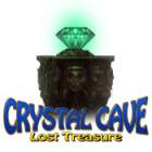 لعبة  Crystal Cave: Lost Treasures