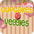 لعبة  Cupcakes VS Veggies