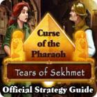 لعبة  Curse of the Pharaoh: Tears of Sekhmet Strategy Guide