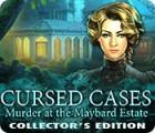 لعبة  Cursed Cases: Murder at the Maybard Estate Collector's Edition