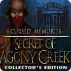 لعبة  Cursed Memories: The Secret of Agony Creek Collector's Edition