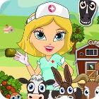 لعبة  Cute Farm Hospital
