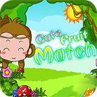 لعبة  Cute Fruit Match