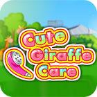 لعبة  Cute Giraffe Care
