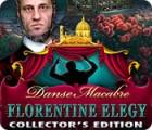 لعبة  Danse Macabre: Florentine Elegy Collector's Edition