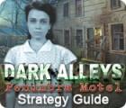 لعبة  Dark Alleys: Penumbra Motel Strategy Guide