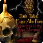 لعبة  Dark Tales: Edgar Allan Poe`s Murders in the Rue Morgue Collector`s Edition