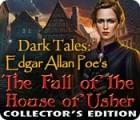 لعبة  Dark Tales: Edgar Allan Poe's The Fall of the House of Usher Collector's Edition