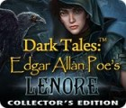 لعبة  Dark Tales: Edgar Allan Poe's Lenore Collector's Edition