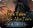 لعبة  Dark Tales: Edgar Allan Poe's Lenore