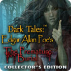 لعبة  Dark Tales: Edgar Allan Poe's The Premature Burial Collector's Edition